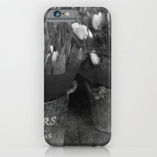 Fleurs & Flowers iPhone & iPod Case