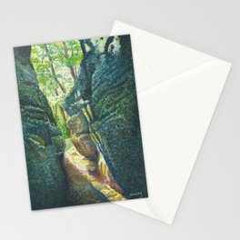 The Ledges Stationery Cards