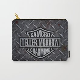 SAMCRO Teller-Morrow of Charming (Sons of Anarchy / Harley-Davidson) Carry-All Pouch