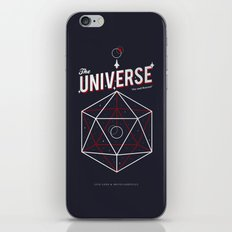 Another Universe iPhone & iPod Skin