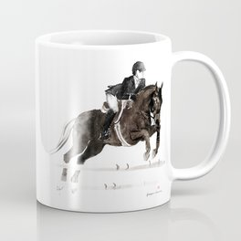 Horse (Jumper II) Coffee Mug
