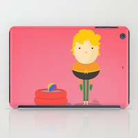 aquaman iPad Cases featuring My liquid hero! by Juliana Rojas   Puchu