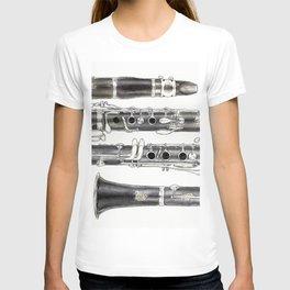 Klarinette T-shirt