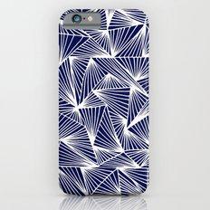 TriangleAngle (Navy) Slim Case iPhone 6s