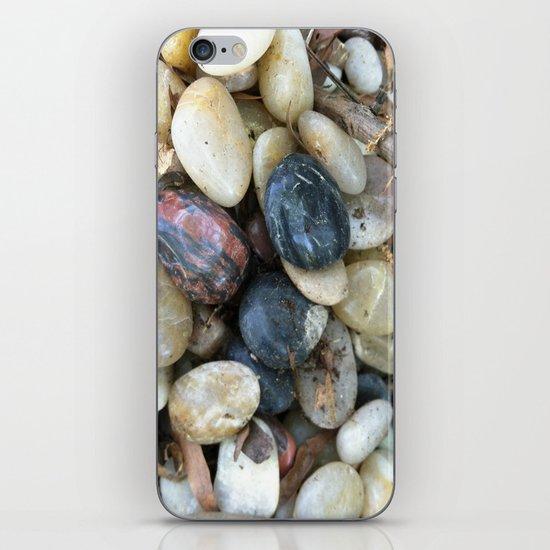 river rock iPhone & iPod Skin