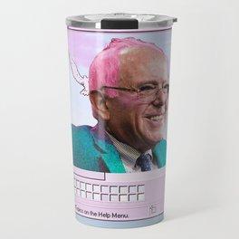Kawaii Bernie - MS Paint Travel Mug