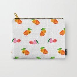 Jambu II (Wax Apple) - Singapore Tropical Fruits Series Carry-All Pouch