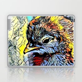 Color Kick - Chick Laptop & iPad Skin