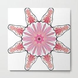 Fishtales: Starfish 2 Metal Print