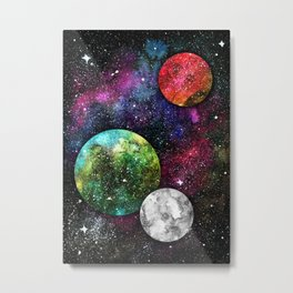 A Galaxy Far Away Metal Print