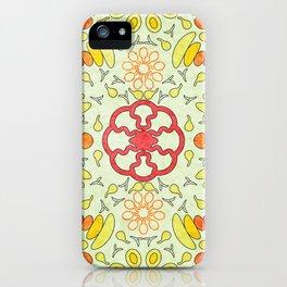 Colorful Mandala #03 iPhone Case