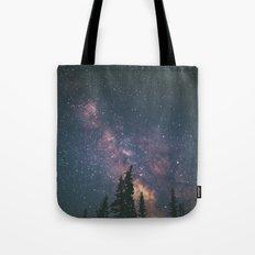 Milky Way II Tote Bag