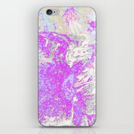 efflorescent #58.3 iPhone Skin