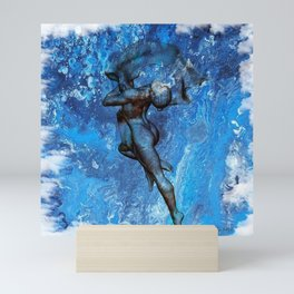 Waterdance Mini Art Print