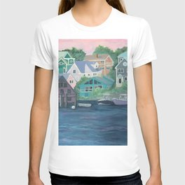 Rocky Neck T-shirt