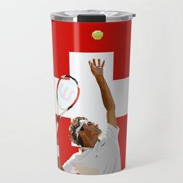 Roger Federer | Tennis Travel Mug