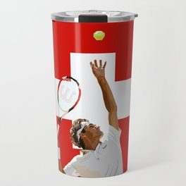 Roger Federer | Tennis Travel Mug