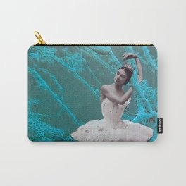 Ballet On The Brain Carry-All Pouch
