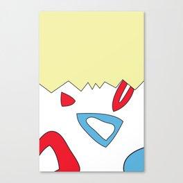 Togepi. Canvas Print