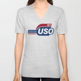 HEY USO Unisex V-Neck