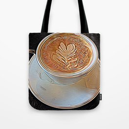 Not Your Ordinary Coffee Tote Bag