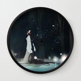 Healer of Hurts Wall Clock