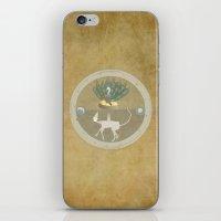 alchemy iPhone & iPod Skins featuring Alchemy by Michaela Stavova