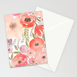 Flower Profusion Stationery Cards