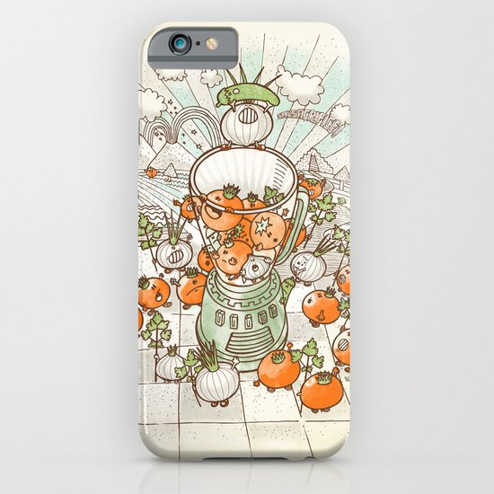 Salsacrifice! iPhone & iPod Case