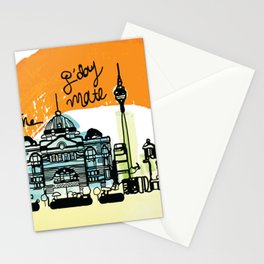 GDAY MATE Stationery Cards