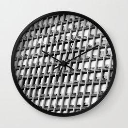 New York Living Wall Clock