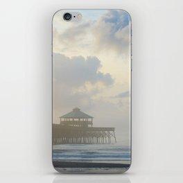 Folly Pier Mist 1 iPhone Skin
