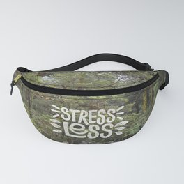 Stress Less Fanny Pack