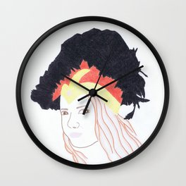 Julia Stone Wall Clock