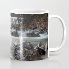 Fall at Middle Falls Coffee Mug