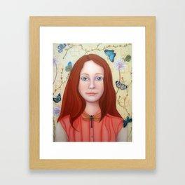 Ilitia Framed Art Print