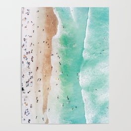 Beach Mood Poster