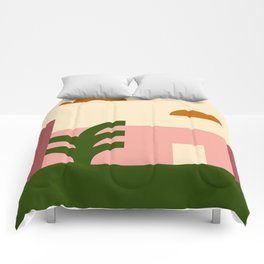 Thinking Back To The Holiday I Never Had .02 Comforters