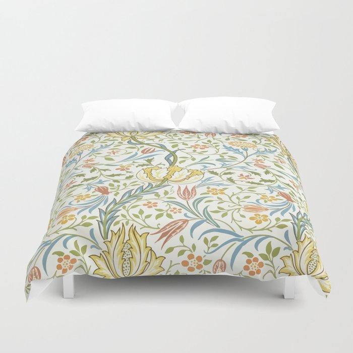 William Morris Flora Bettbezug