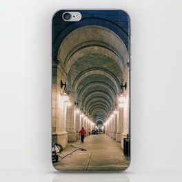 Transport iPhone Skin