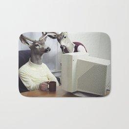 Business Deer Bath Mat