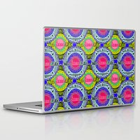 arabic Laptop & iPad Skins featuring Arabic colors  by MinaSparklina