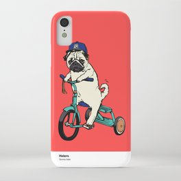 Haters Gonna Hate Pug iPhone Case