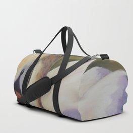Calm of swan | Le calme du cygne Duffle Bag