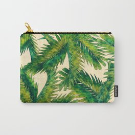 Palms #palm #palms #flower Carry-All Pouch