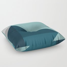 Geometric 1701 Floor Pillow