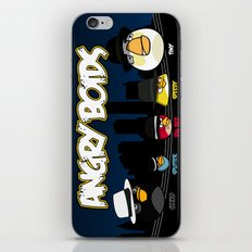 Angry Boids iPhone & iPod Skin