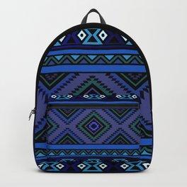 Blue Pendleton Backpack