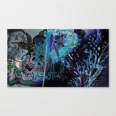 Kursk//A.Kiah//NightSky Canvas Print