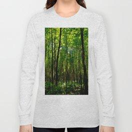 Green breeze Long Sleeve T-shirt